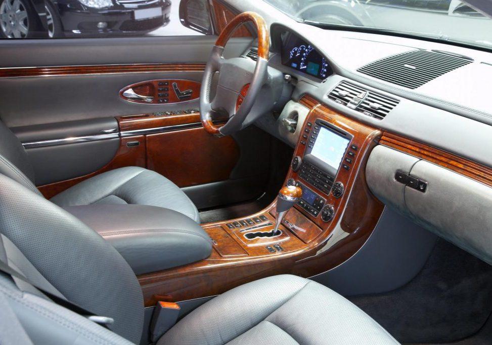 customized car interior design